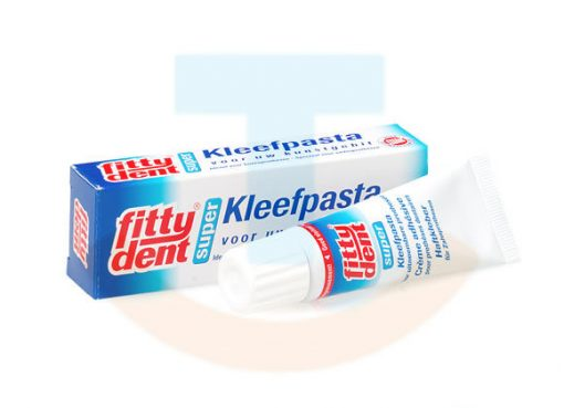 Fittydent Kleefpasta Super kunstgebit