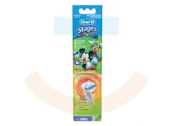Oral-B Stages Power Kids opzetborstels