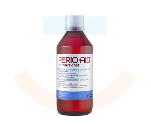 Perio Aid Intensiv Care mondspoeling 500 ml