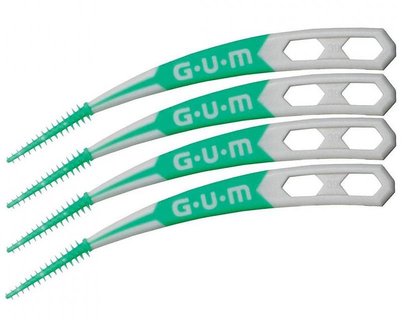 GUM Soft-Picks Advanced Regular ragers