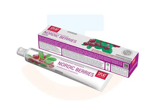 Splat Nordic berries tandpasta 75 ml