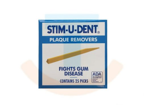 Stim-U-Dent Tandenstokers regular 100 stuks