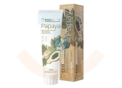 Ecodenta Papaya tandpasta