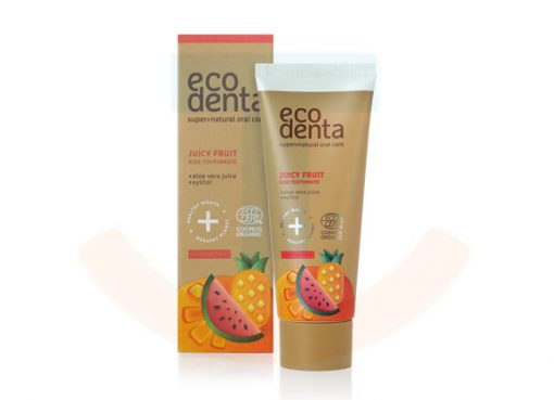 Ecodenta Juicy Fruit Kids tandpasta
