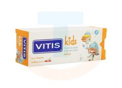 Vitis Kids Gel kindertandpasta Dentaid
